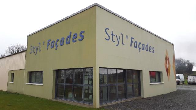 Styl'façades, façadier en Vendée près des Herbiers